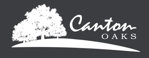 Canton Oaks Logo